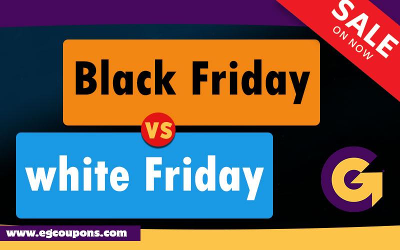 """ما هو موسم ال """"بلاك فرايداي – Black Friday"""" او """"الجمعة البيضاء – white Friday"""""""
